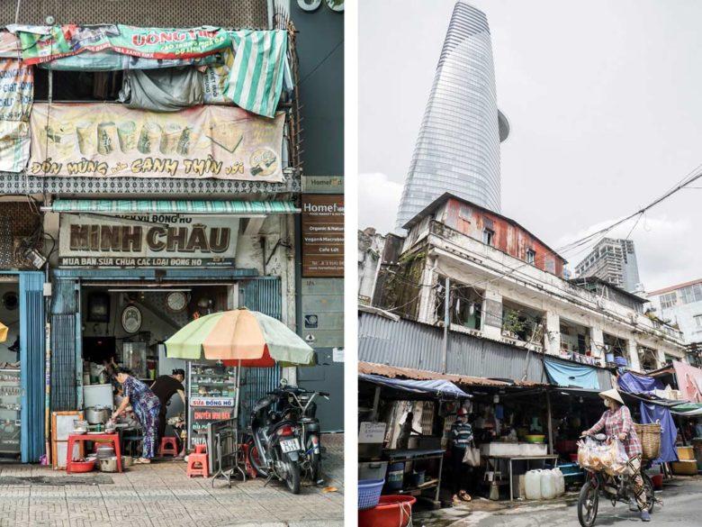 Ho Chi Minh City Streetlife