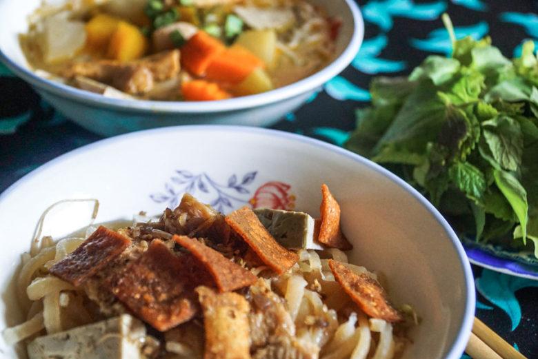 Cao Lau aus Hoi An