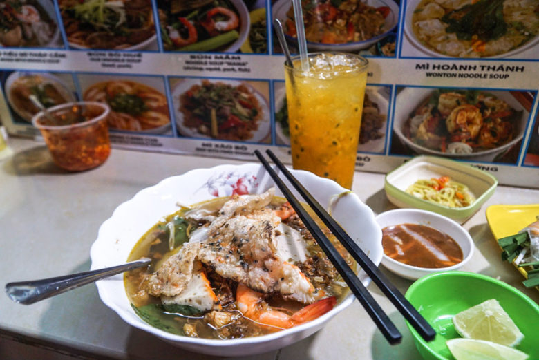 Mi Quang aus Hoi An
