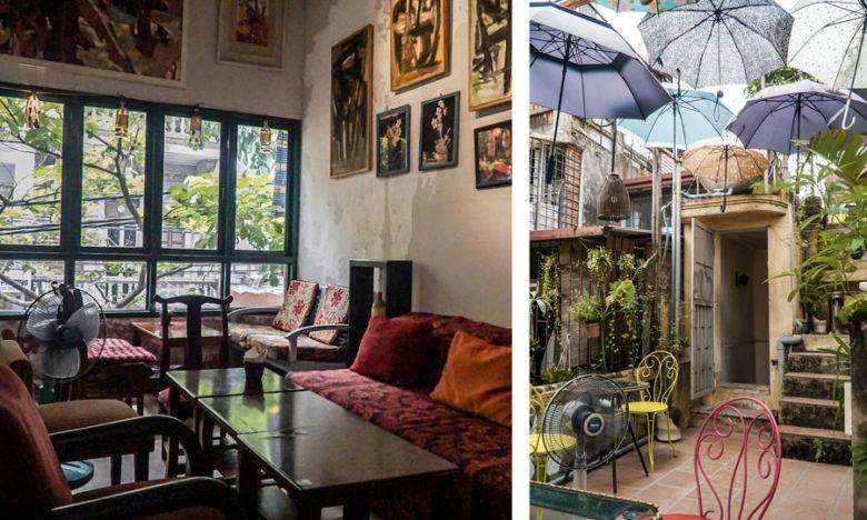 Café Nola in Hanoi