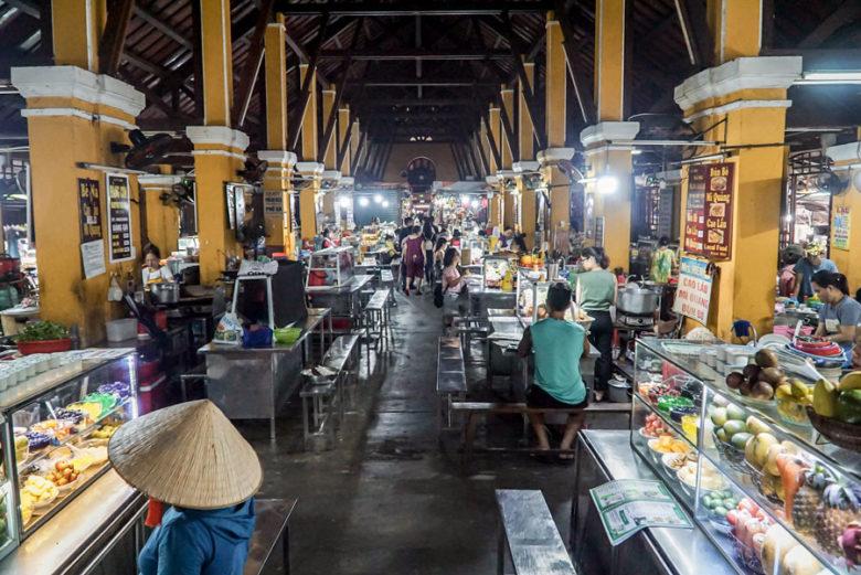Food Market Hoi An