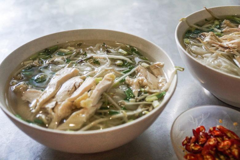 Pho Com Viet Nam in Hanoi