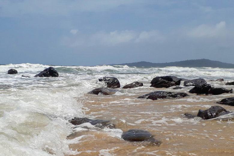 Klares Wasser auf Phu Quoc