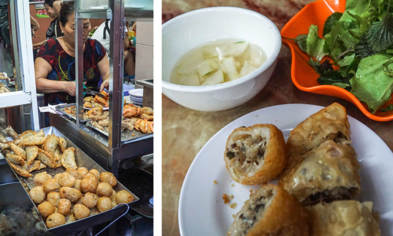 Vietnam Snacks Banh Goi