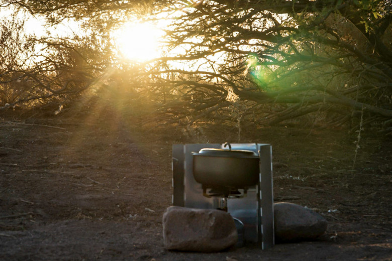 Camping & Outdoor Rezepte - Küchen-Ausstattung