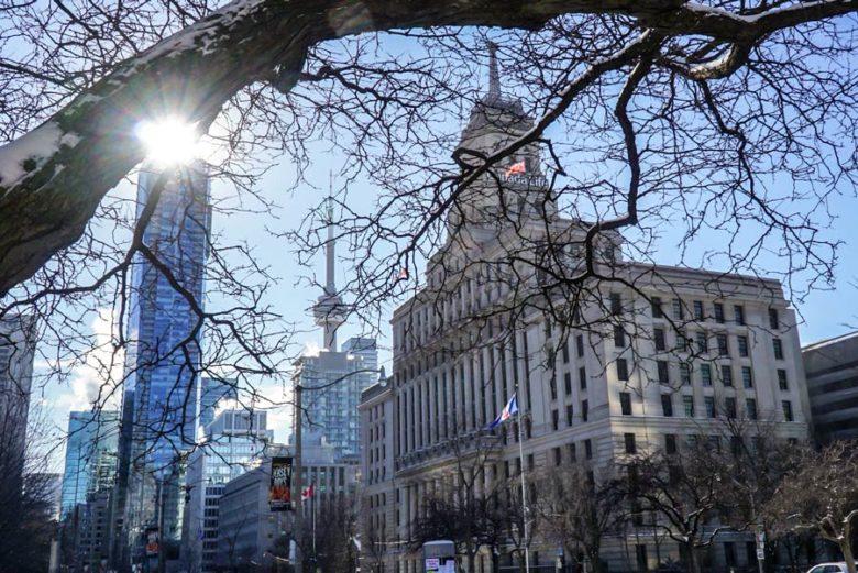 Toronto Sehenswürdigkeiten CN Tower