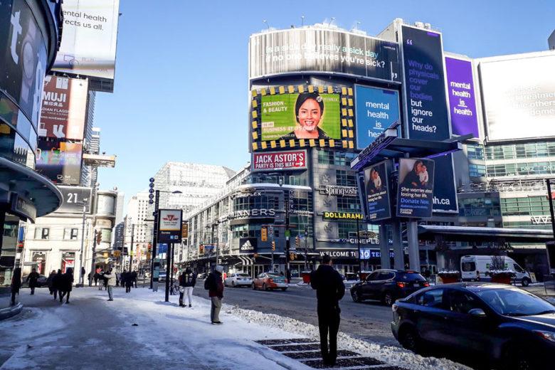 Toronto Dundas Square