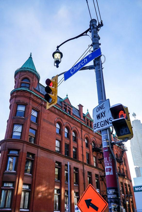 Toronto Sehenswürdigkeiten Gooderham Building