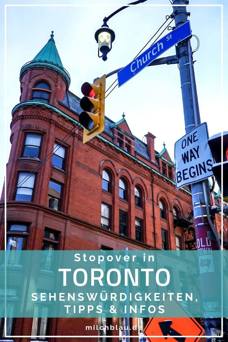 Toronto an einem Tag! Erkunde die beliebtesten Sehenswürdigkeiten & Highlights bei einem Layover in Kanadas größter Stadt.