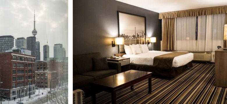 Toronto Super 8 Wyndham Hotel