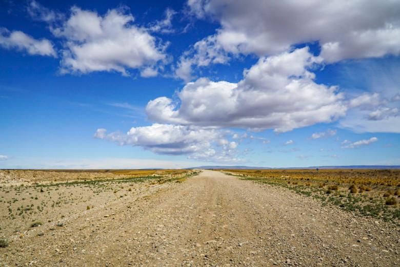 Fakten Patagonien: endlose Straßen durch die Pampa