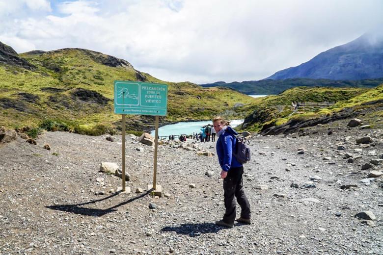 Fakten Patagonien: Wind