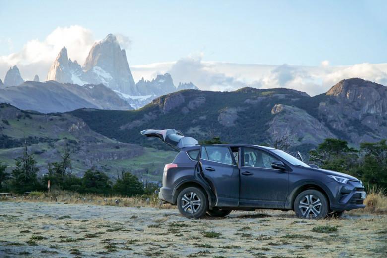 Mietwagen Patagonien - SUV mieten