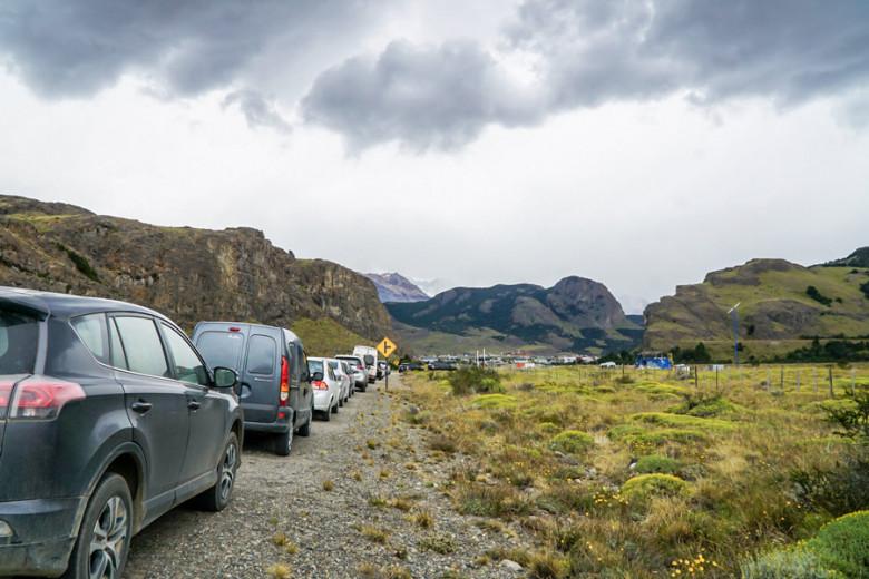 Patagonien Tankstellen