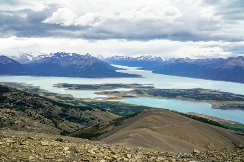 Cerro de los Cristales - Los Glaciares NP Patagonien