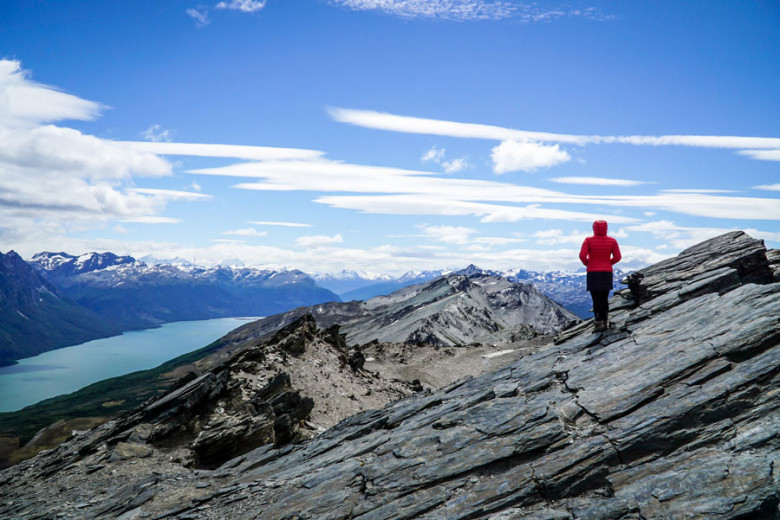 Wanderung Patagonien - Cerro Guanaco Ushuaia