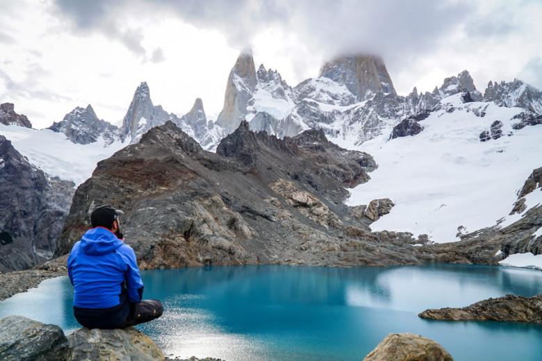 Wandern in Patagonien - Laguna de los Tres und Fitz Roy