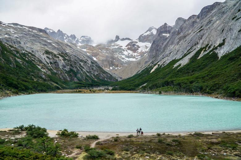 Laguna Esmeralda - Wandern in Feuerland, Ushuaia