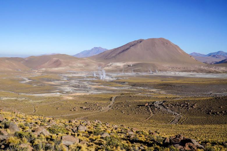 El Tatio Geysir Atacama Wüste