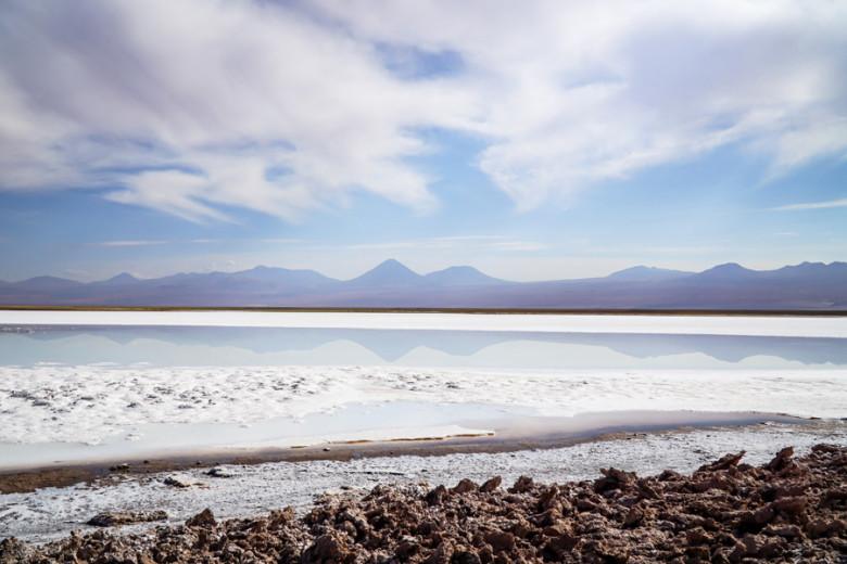 Laguna Tebinquiche - Salar de Atacama