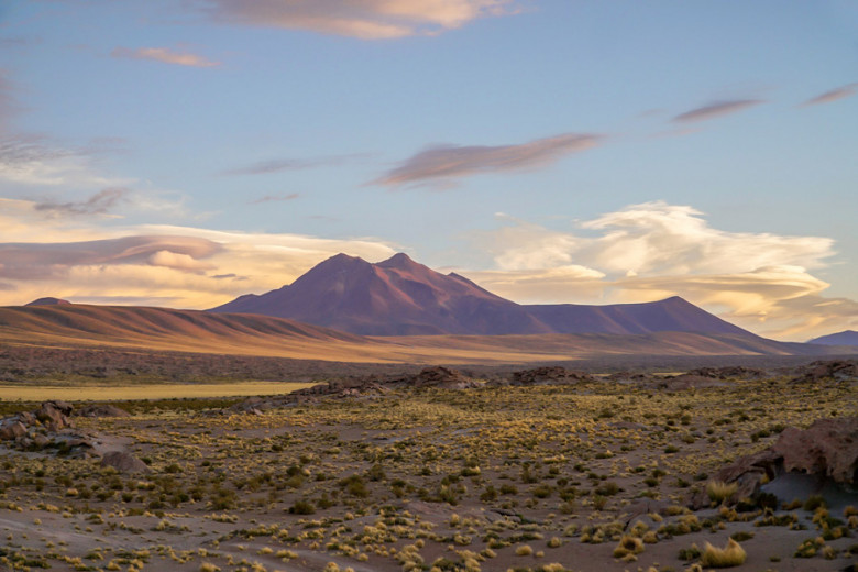 Lagunas Altiplanicas - Hochland Atacama