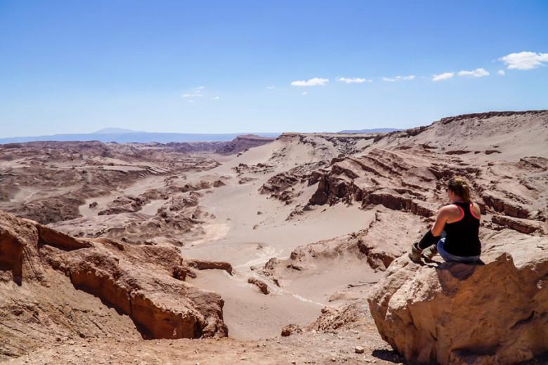 Mirador de Cari - Atacama Wüste