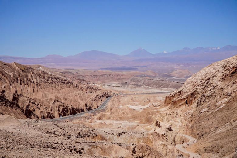 Valle de la Muerte - Atacama Wüste