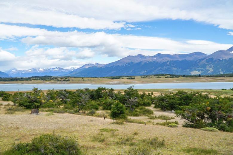 Camping Patagonien Lago Roca Los Glaciares Nationalpark