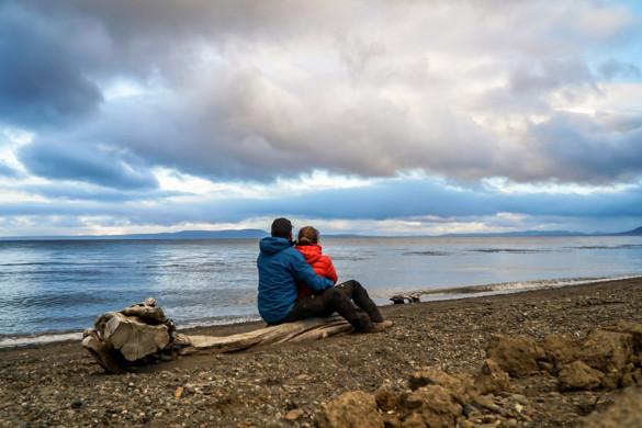 Camping Patagonien San Isidro Magellanstraße