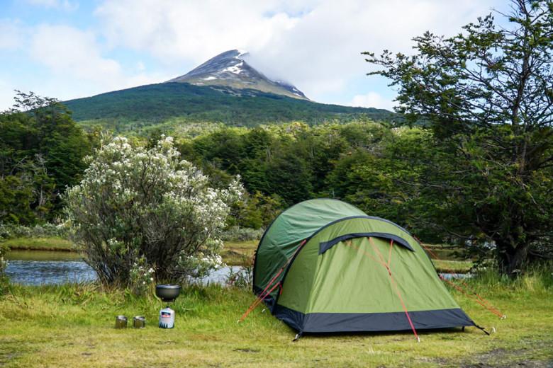 Camping Patagonien Tierra del Fuego Nationalpark