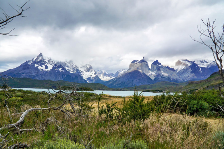 Camping Patagonien Torres del Paine