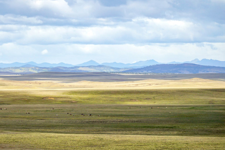 Feuerland Chile Argentinien