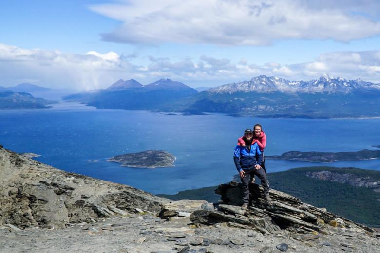 Feuerland Tierra del Fuego NP Cerro Guanaco