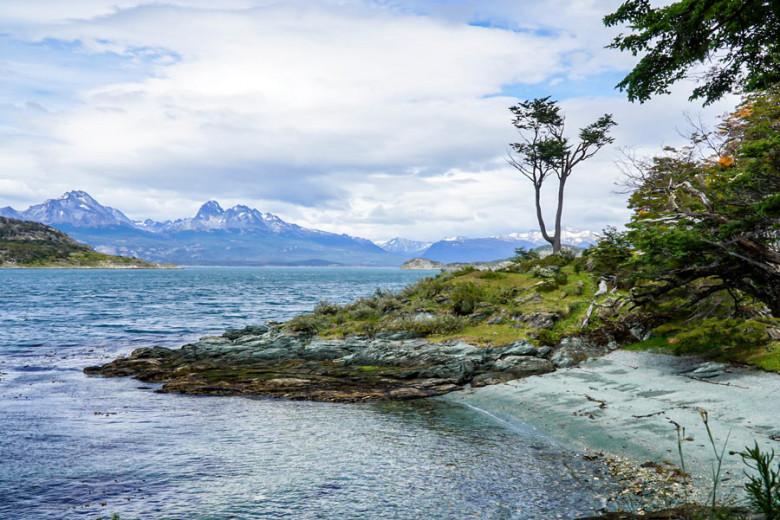 Feuerland Tierra del Fuego Costera Trail