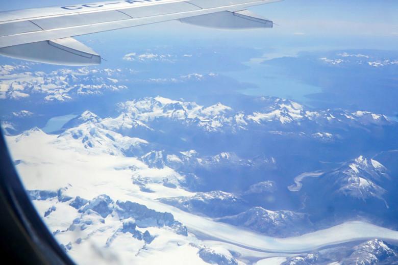 Patagonien Tipps - Flugzeug