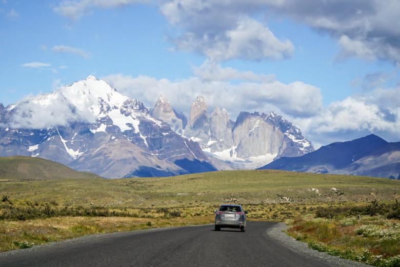 Patagonien Tipps Kosten Mietwagen