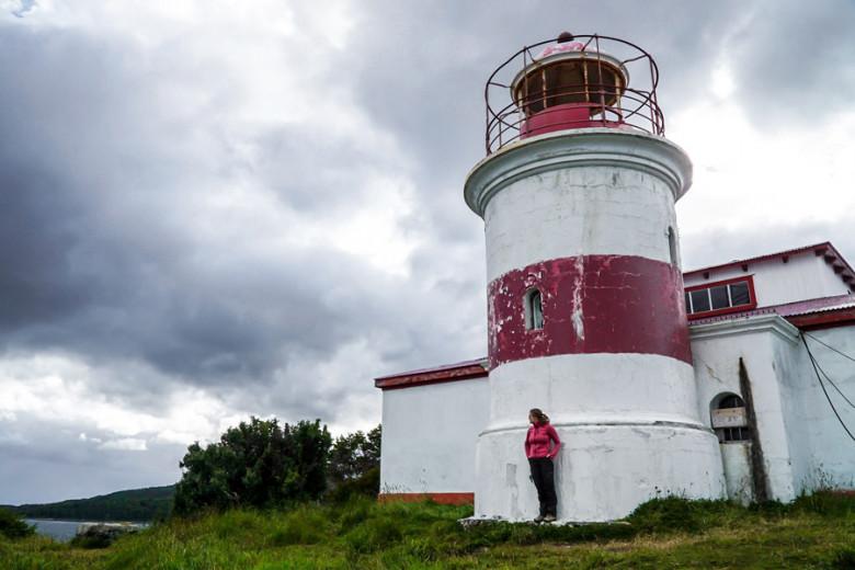 Faro San Isidro - Punta Arenas