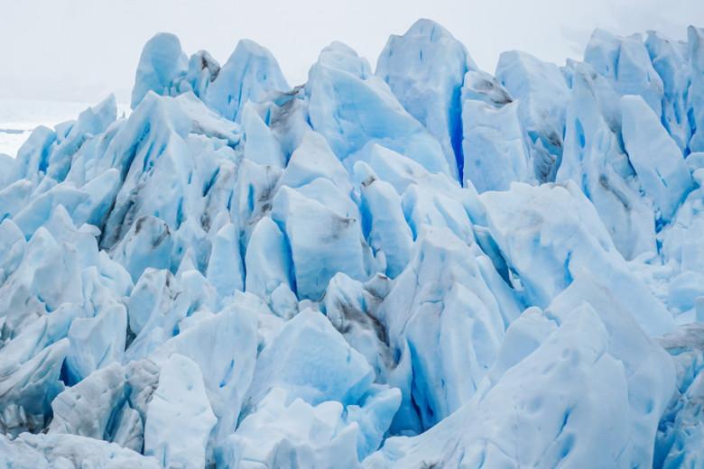 Gletschereis am Perito Moreno