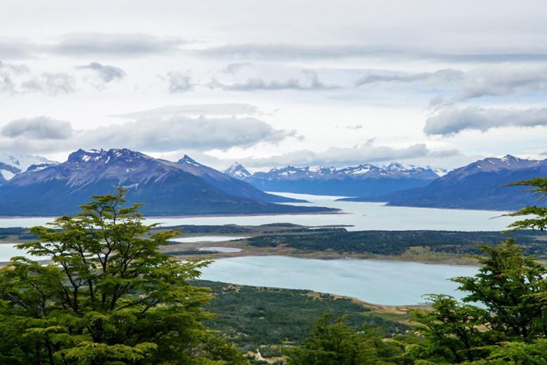 Lago Roca - Los Glaciares National Park