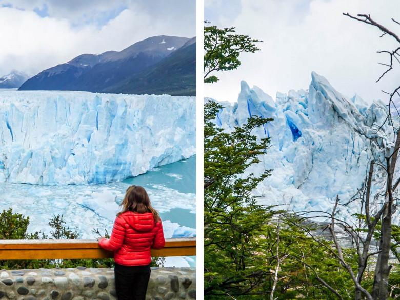 Roadtrip Route Patagonien - Perito Moreno