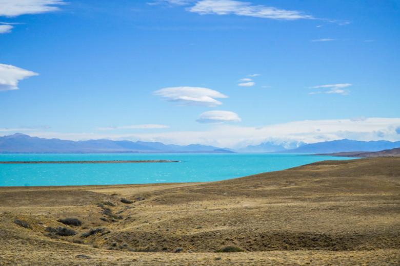 Roadtrip Route Patagonien - Lago Argentino