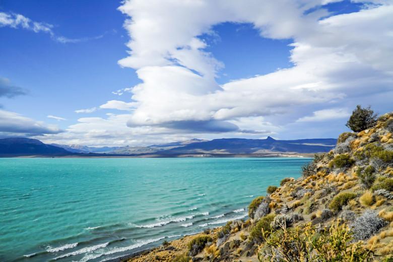 Roadtrip Route Patagonien - Lago San Martin