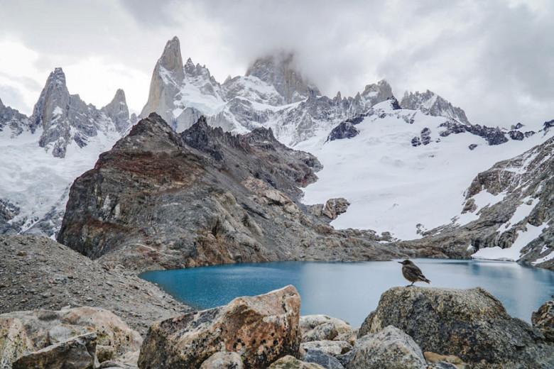 Laguna de los Tres - Roadtrip Route Patagonien