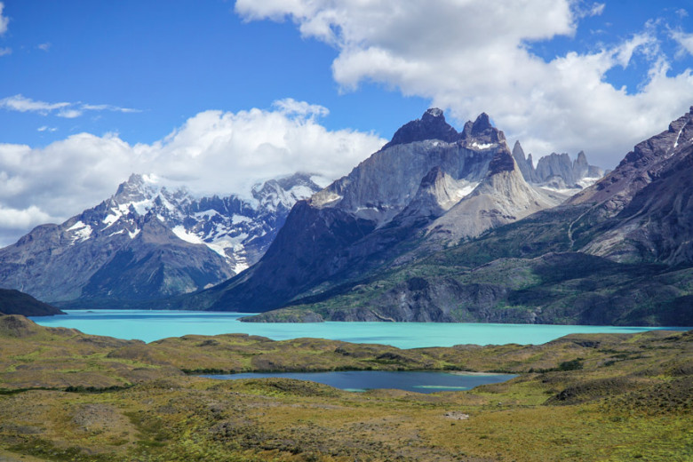 Roadtrip Route Patagonien - Torres del Paine
