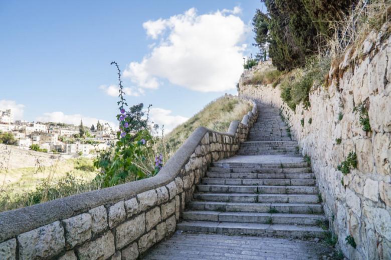 Jerusalem Kidrontal