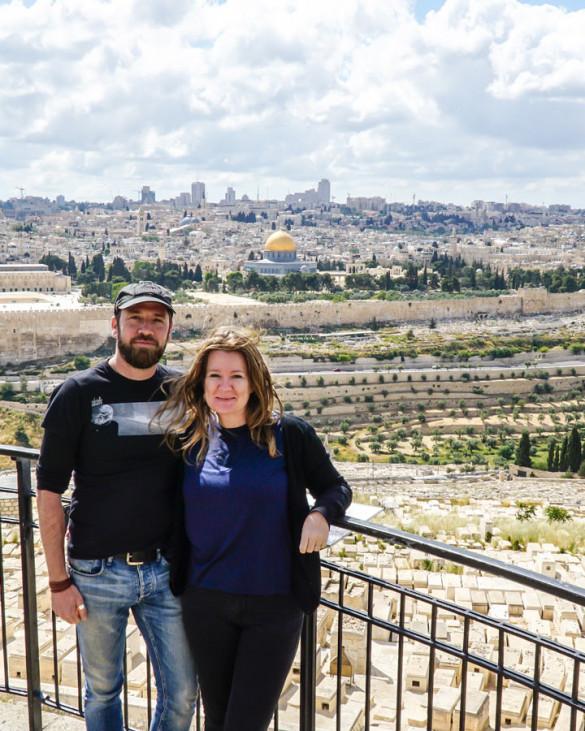 Jerusalem Ölberg
