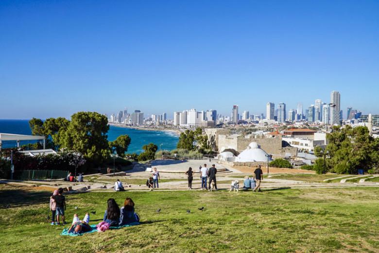 Tel Aviv Israel Abrasha Park