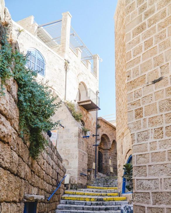 Tel Aviv Israel Jaffa Old Town