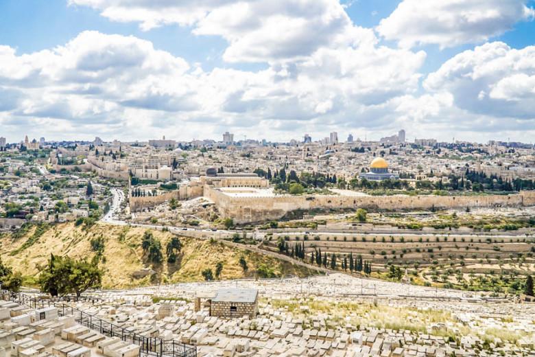 Tel Aviv Israel Jerusalem Ausflug