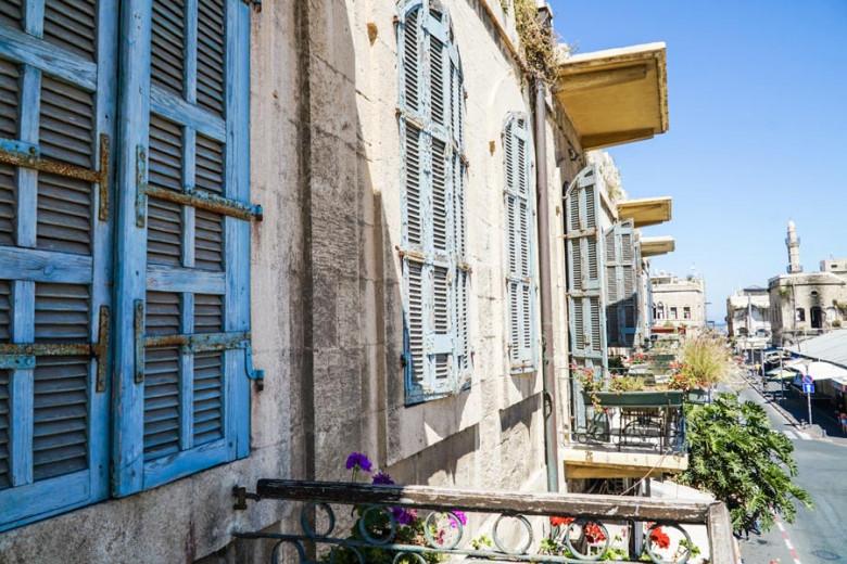 Tel Aviv Israel Old Jaffa Hostel
